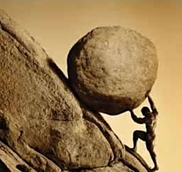 sales challenges, consultative selling skills, changes in selling, CEO Sales Blog, Sisyphus