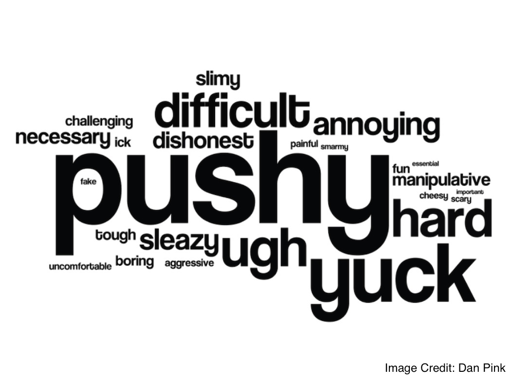 pushy word cloud