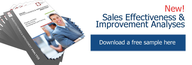 Download the eBook Sales Effectiveness Improvement Analysis for free
