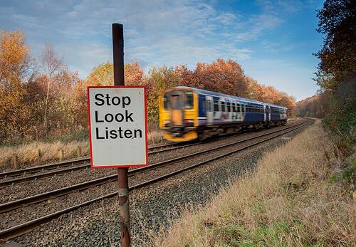 Blog Listen Train