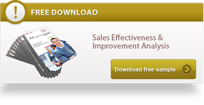 Sales Effectiveness Analysis