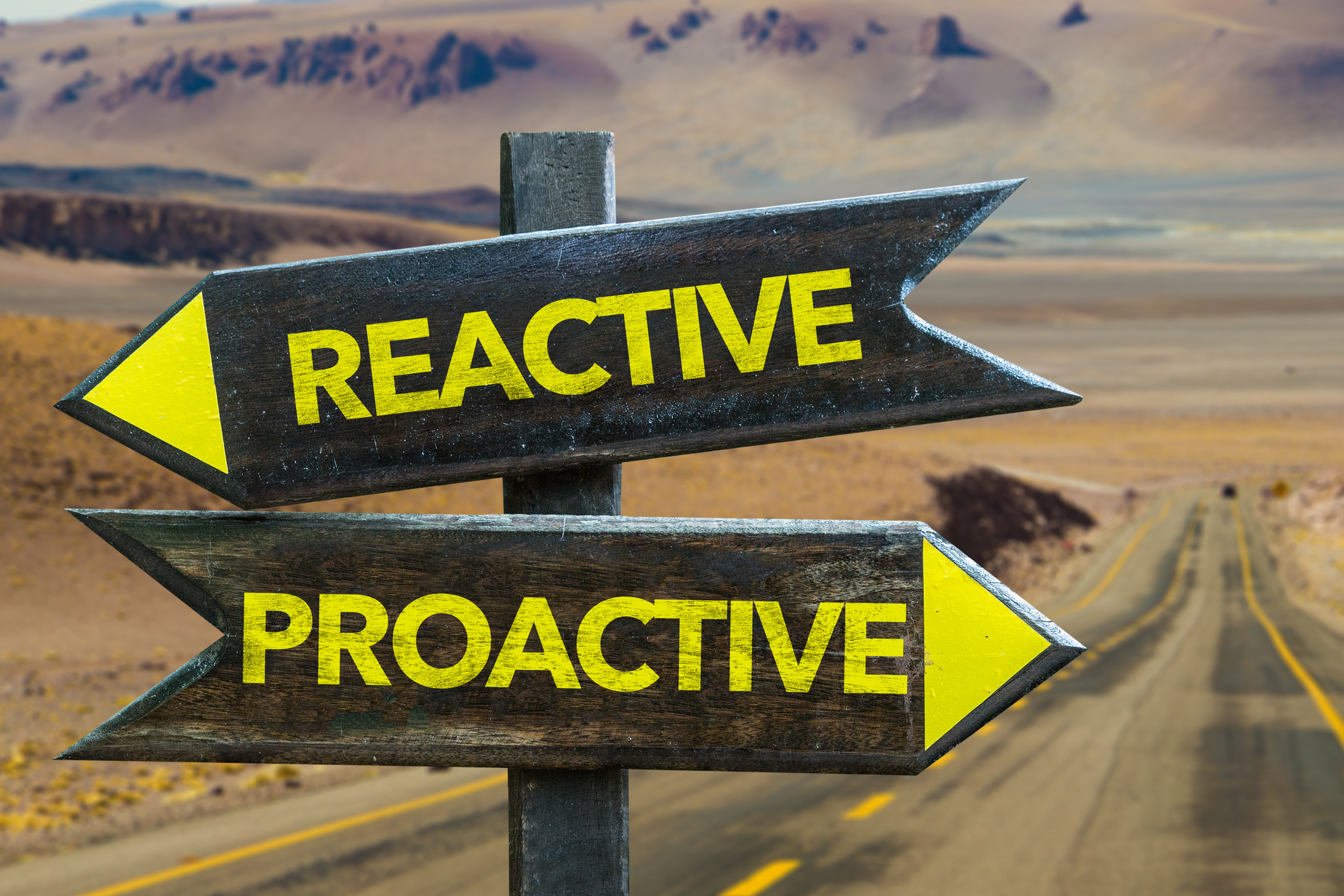 Are Your Sales Managers Proactive or Reactive?